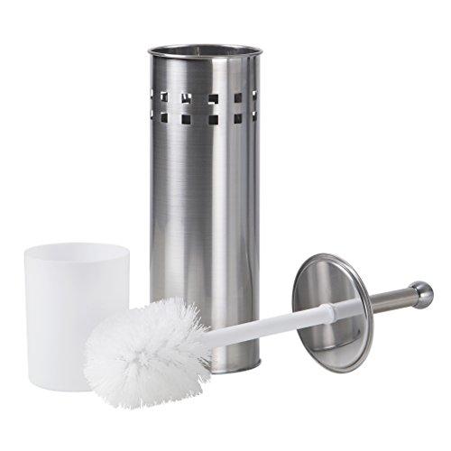 Richards Homewares Toilet Brush with Holder – Vented – S