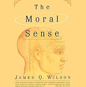 The Moral Sense Audiobook