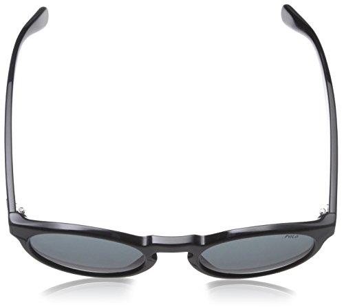 4ca9ea31b8e ... Polo Ralph Lauren - Lunette de soleil Mod.4101 - Femme Black