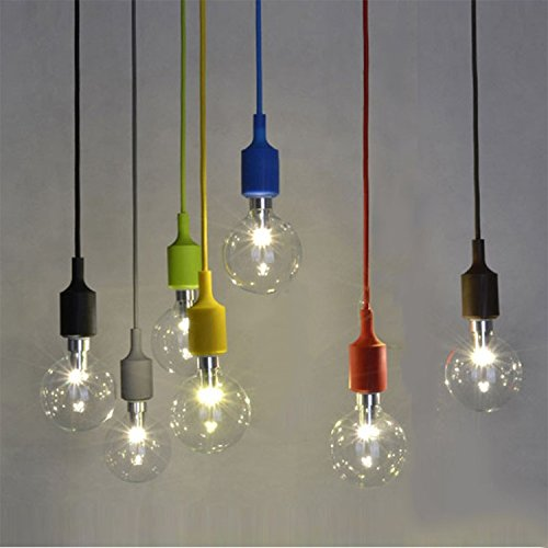 Couleur Silicone Luminaire Suspension Style Européen Moderne Ikea