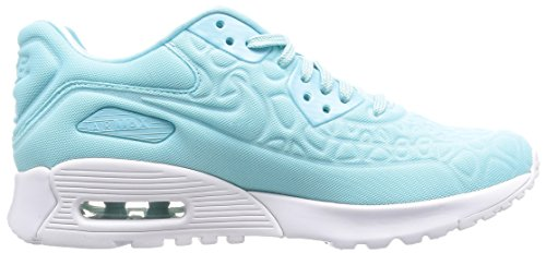 Nike W Air Max 90 Ultra Plys Kvinders Sneaker Lyserød 844.886 600 Copa / Copa-hvid 1LRbiRgTD
