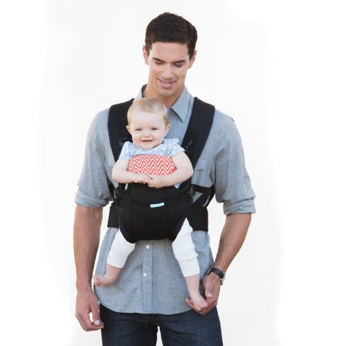 Infantino Flip Front 2 Back Carrier Black Buy Online In