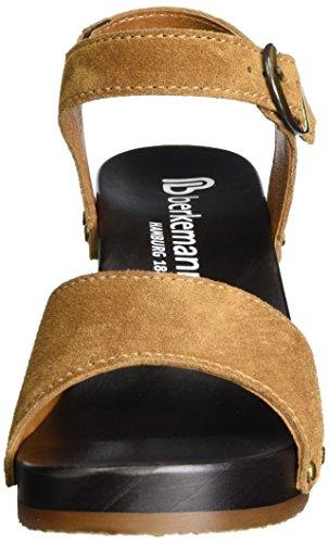 Berkemann vinni - Sandalias Mujer marrón (marrón)