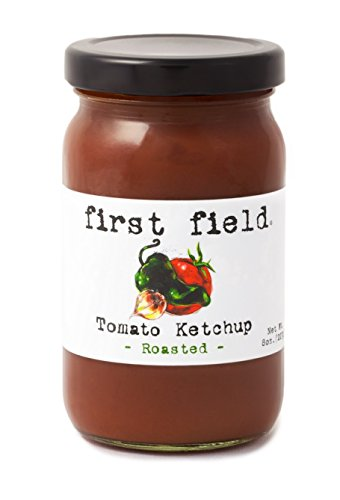 Pepper Ketchup (First Field Roasted Ketchup, 8.5 Ounce)