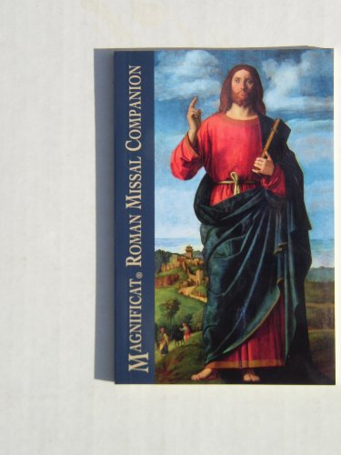 Magnificat Roman Missal Companion