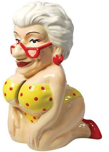 Westland Giftware Bosom 7-3/4-Inch Biddys Bank - Figurines Biddys