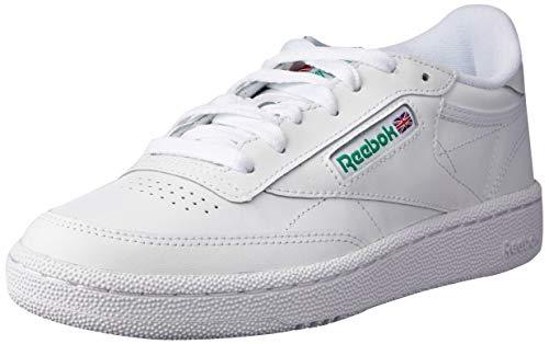 Reebok Herren Club C 85 Sneakers, Elfenbein (Int-white/green), 42 EU 1