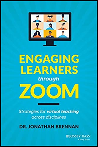 Book Cover - Engaging Learners through Zoom