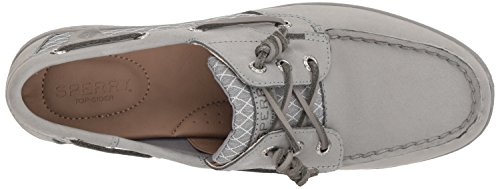 Gris Top Flooded sider Sperry Femme Songfish 6gwTzq4n
