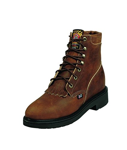Boots Logger Justin (Justin Women's 6