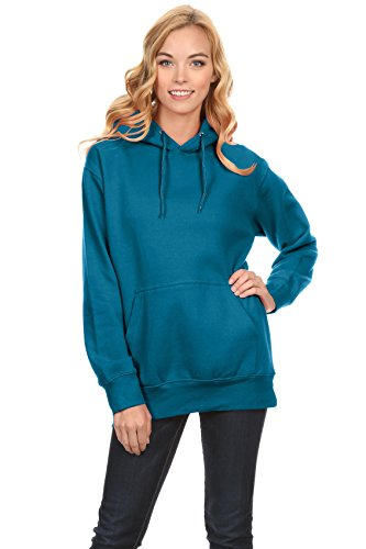 Simlu Fleece Hoodies Oversized Sweatshirts