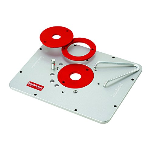 Woodpeckers Precision Woodworking Tools AI690890 Router Mounting Plate