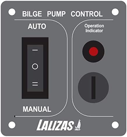 Control Panel Manual Switch for Anchor Windlass