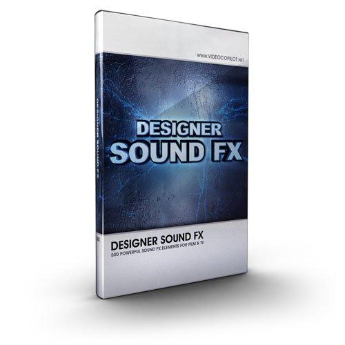 Designer Sound FX Video CoPilot