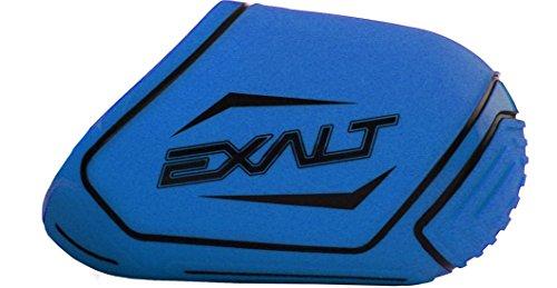 Exalt Paintball 68/70/72ci Carbon Fiber Tank Cover - Blue by