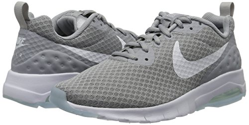 d16ee83cf106d Nike Men's Air Max Motion Low Cross Trainer, Wolf Grey/White, 10.0 Regular  US