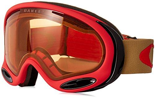 Oakley OO7044-37 A-Frame 2.0 Eyewear, Copper Red, Persimmon - Ballistic Goggles Oakley 2.0