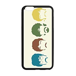 Diy Yourself The Beatles Band case cover Custom Durable Hard Cover case cover for iPhone 6 - 4.7 inches case cover - V2CqeB9tDe1 Black case cover