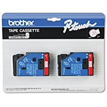 Brother BRT-TC21 TC Tape Cartridges for P-Touch Labeler