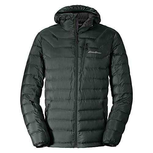 Bauer Hooded StormDown Green Jacket Men's Eddie Avocado Downlight 8qpPn1
