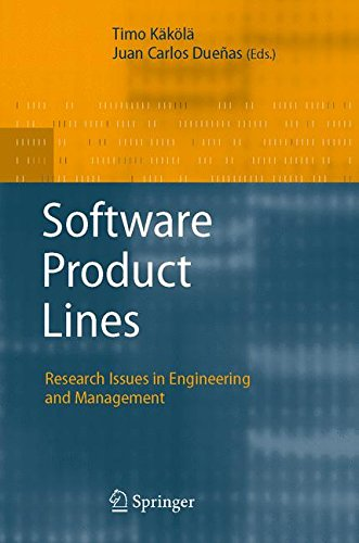 Software Product Lines: Research Issues in Engineering and Management