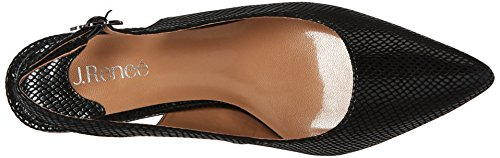 J. Renee Women's Pearla Dress Pump Black 5rfrwn