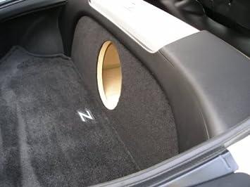 Zenclosures Nissan 350z 1-10u0026quot; Subwoofer Box ... & Amazon.com: Zenclosures Nissan 350z 1-10