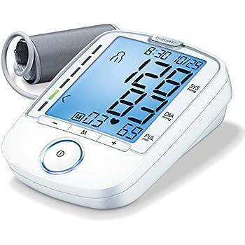 Amazon.com: Beurer Bluetooth Smart Upper brazo de presión ...