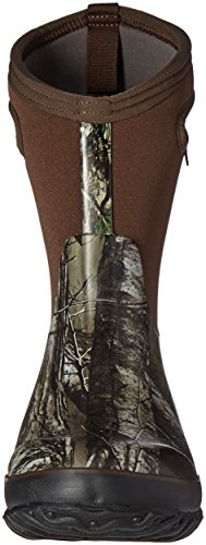 Bogs Kids Classic High Waterproof Insulated Rubber Neoprene Rain Boot, Camo Real Tree Print/Green/Multi, 11 M US Little Kid by Bogs (Image #4)