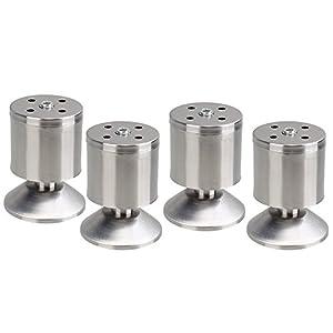 Amazon.com: BQLZR Metal Feet Furniture Wardrobe Table Cabinet Sofa ...