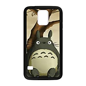 Tonari No Totoro Under Tree Pattern Image Case Cover Hard Plastic Case for Samsung Galaxy S5 i9600 Regular