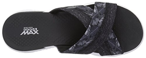 Skechers Sandalen on Bkw 400 Parent The Schwarz Go Damen rWrnfBzqO