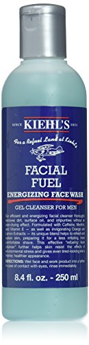 Kiehls Ultra Facial Cleanser (Kiehl's Facial Fuel Energizing Face Wash Gel Cleanser, 8.4 Ounce)