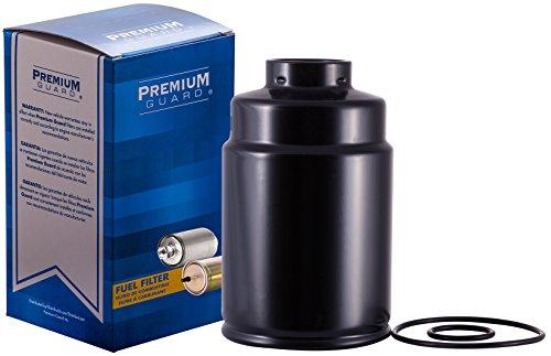 Premium Guard DF6117 Diesel Fuel Filter | Fits 2012-2011 Chevrolet Silverado 2500 HD; 2016-2015 Silverado 2500 HD, Silverado 3500 HD, GMC Sierra 2500 HD, Sierra 3500 HD