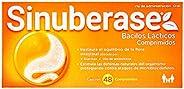 Sinuberase Probióticos Comprimidos en 48 Tabletas