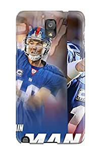 Brand New Note 3 Defender Case For Galaxy (eli Manning)
