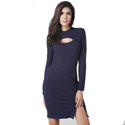 autumn-melody-stylish-women-solid-color-sexy-casual-knitting-dresses-size-xs-us