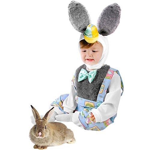 Child's Toddler Boy Nursery Rhyme Bunny Costume -