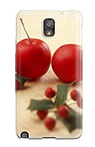 For Galaxy Note 3 Premium Tpu Case Cover Christmas Holiday Christmas Protective Case