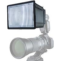 JJC FX-L Flash Multiplier Extender for Canon Speedlite 540EZ Sony HVL-F58AM HVL-F60M Nissin Speedlite Di622 METZ 64-AF1 Pentax AF-540 FGZ AF-540 FGZ II Camera
