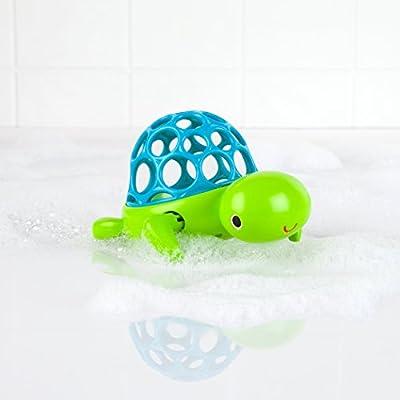 O Ball Wind 'N Swim Turtle Bath Toy : Baby