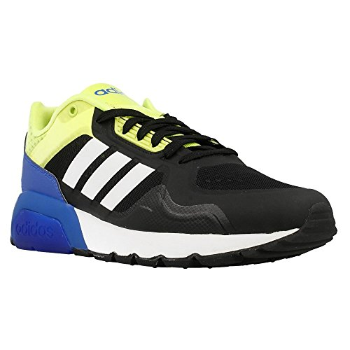 Adidas Run9tis Tm - F99268 Celadon-black-navy Blue