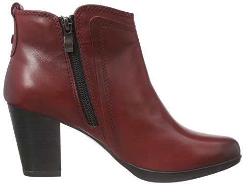 Vino TOZZI Antic Boots Cold 25087 Length Women's Red premio Short 505 Classic Lined MARCO Rot 7OnxdW7