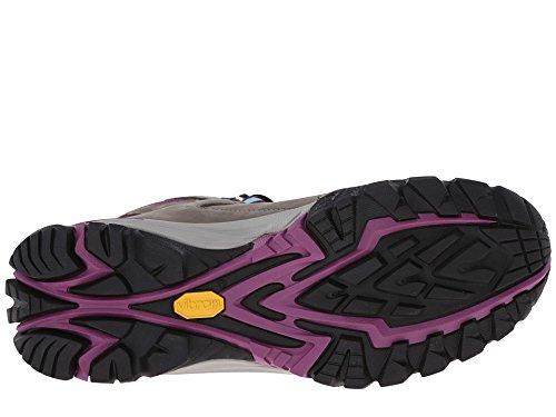 Vasque Women's Talus Trek UltraDry Hiking Boot, Gargoyle/Damson, 9 M US by Vasque