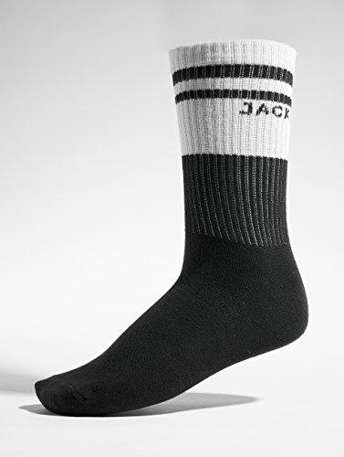 Jack Jones Hombres amp; jfwFlip Sandalias Calzado Negro Chanclas rrqUwx45R