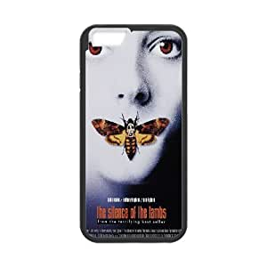iPhone 6 Plus 5.5 Inch Cell Phone Case Black The Silence Of The Lambs kysk