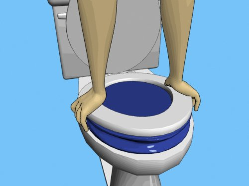 PF WaterWorks PlungeMAX No Mess, Sanitary Toilet Plunger; PF0507 by PF WaterWorks (Image #6)
