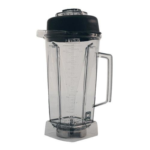 Replacement Container and Lid for Vita-Mix 64 Ounce Blender 748 by Vitamix