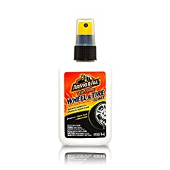 TIPS & TRICKS Try waxing your wheels. It will minimize brake dust accumulation and make cleaning easier next time! ATTENTION Prior to use on motorcycles or uncoated polished aluminum, check with manufacturer. Before use, test on an incons...