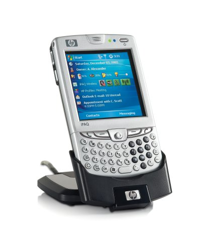 HP iPaq 6940 Unlocked PDA Phone with Wi-Fi, GPS, MP3/Video Player, MiniSD  Slot-US Version with Warranty (Silver)